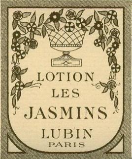 lubin-lotion les jasmins