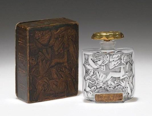 Flacone di Muguet de Luxe del 1913