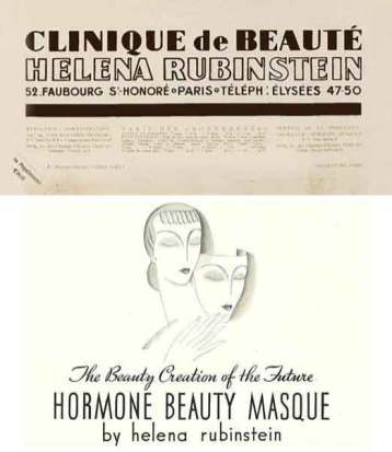 Helena-Rubinstein-clinique-beaute-hormine-masks