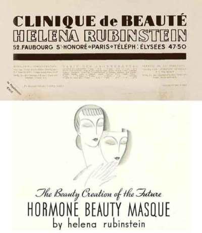 Helena-Rubinstein-clinique-beaute-hormine-masks