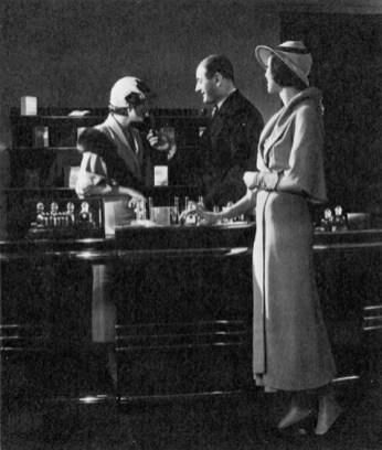 Henri Almeras il naso