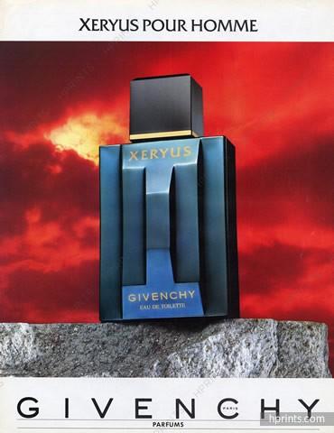 amarcord-dei profumi-peter-gladel-givenchy-perfumes-1986-xeryus-hprints-com