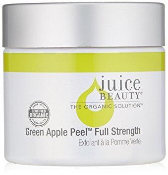 Peel Full Strength, Green Apple-aha-acidi-amici-della-pelle-