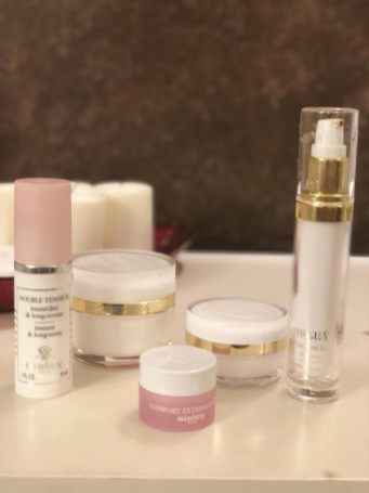 Mariangela Milano beauty-routine-sisley-paris