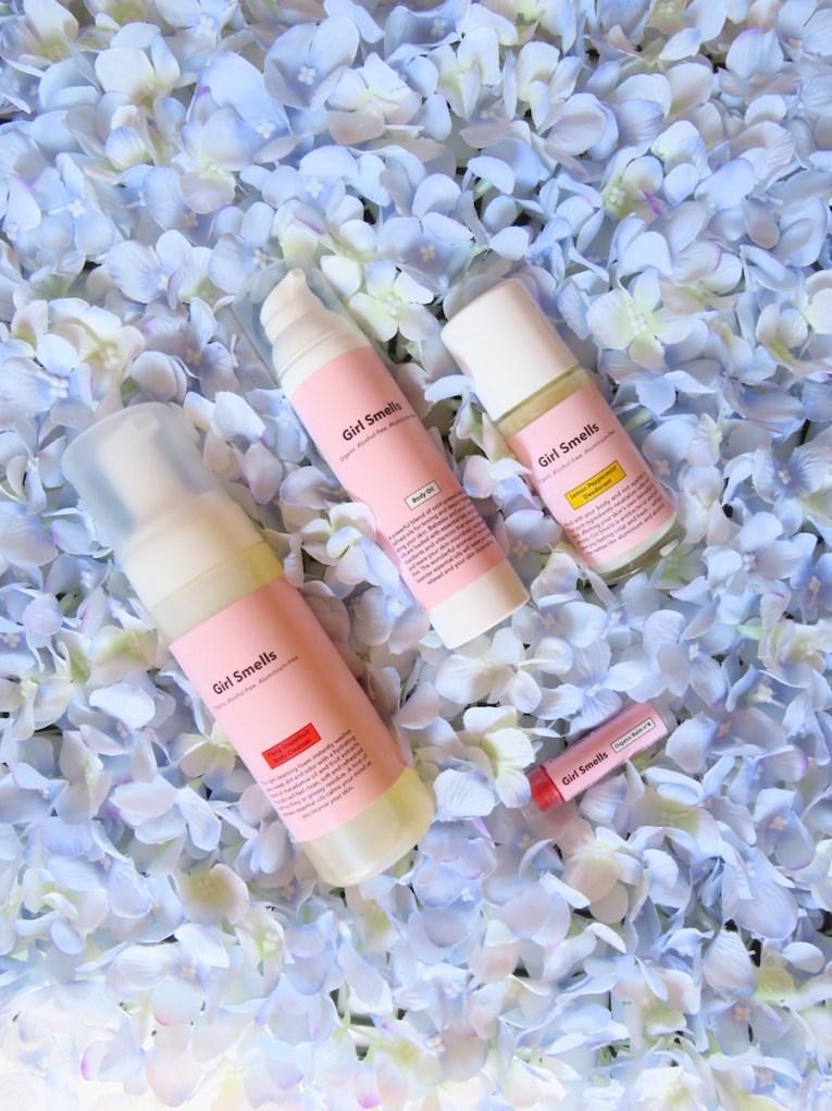 girl-smells-body-care-bio-beauty-organic-clean