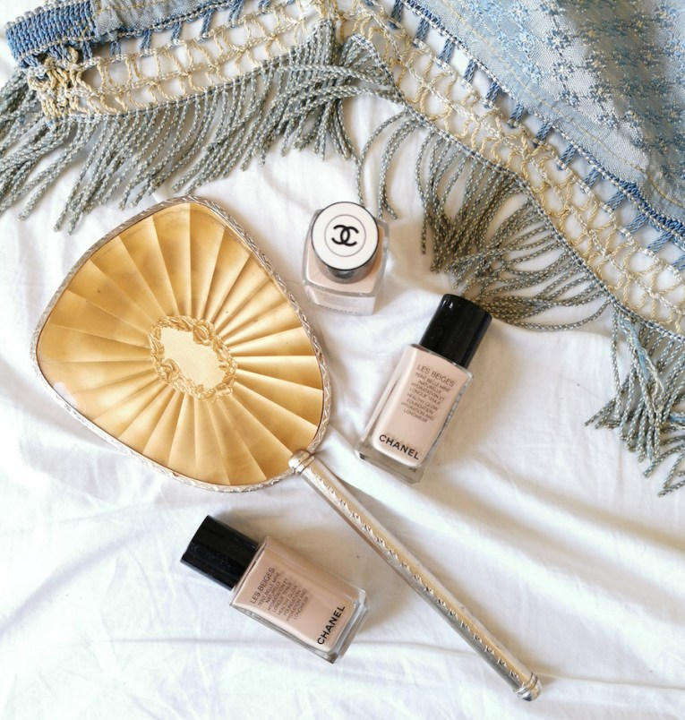 Chanel LES BEIGES Teint Belle Mine-recensione