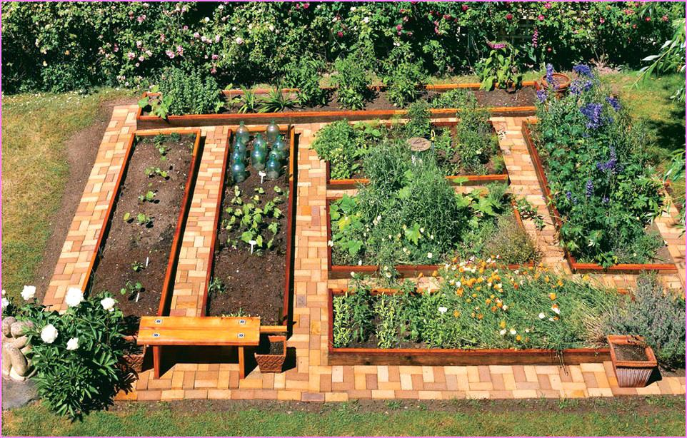 How to Make a Raised Garden Bed For Beginners 2019 ... on Backyard Raised Garden Bed Ideas id=46087