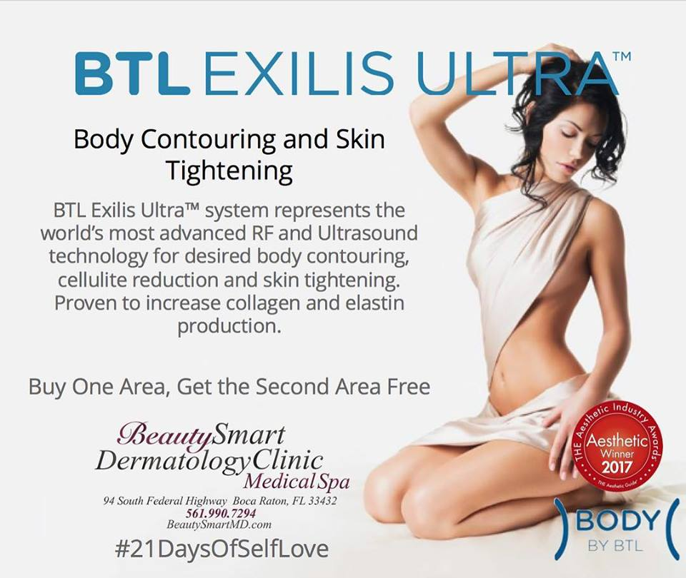 Body Contouring and Skin Tightening Treatment