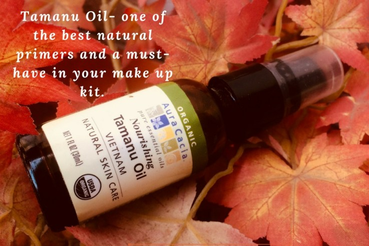 Irrespective of your skin type Tamanu oil is a must-have in your make up kit. It is one of the best natural primers that enhances your makeup as well as provides skin care. Read on to know its proven benefits in reducing acne scars, blemishes and protection against premature skin aging.
