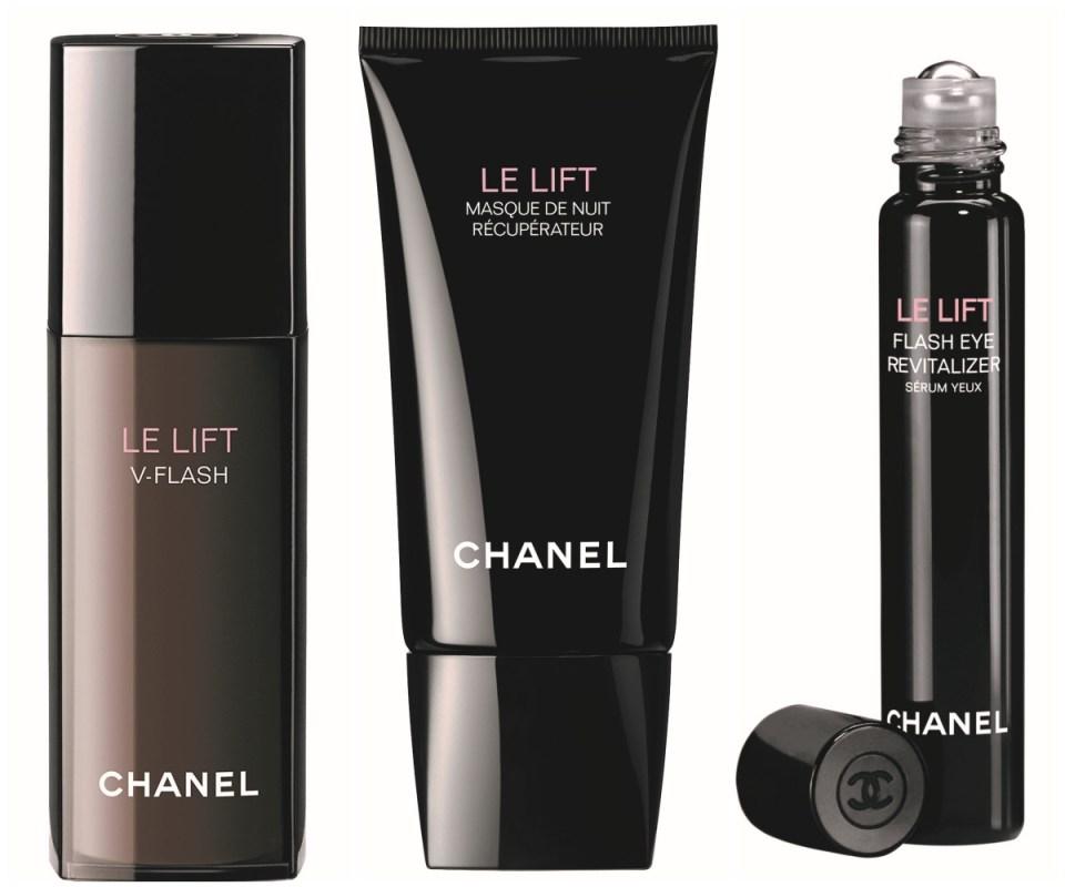 Антиейдж серия Le Lift на Chanel.