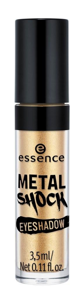 Сенки Metal Shock от есенно-зимната колекция на Essence