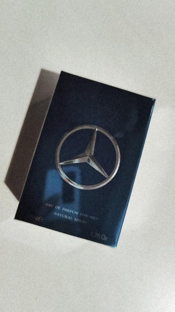 Мъжки летен аромат Mercedes Benz Man Bright