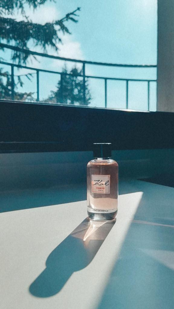 Летен аромат Tokyo Shibuya на Karl Lagerfeld