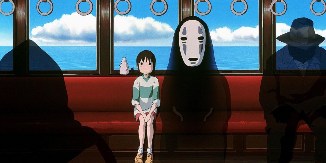 Spirited Away (Sen To Chihiro NoKamikakushi)