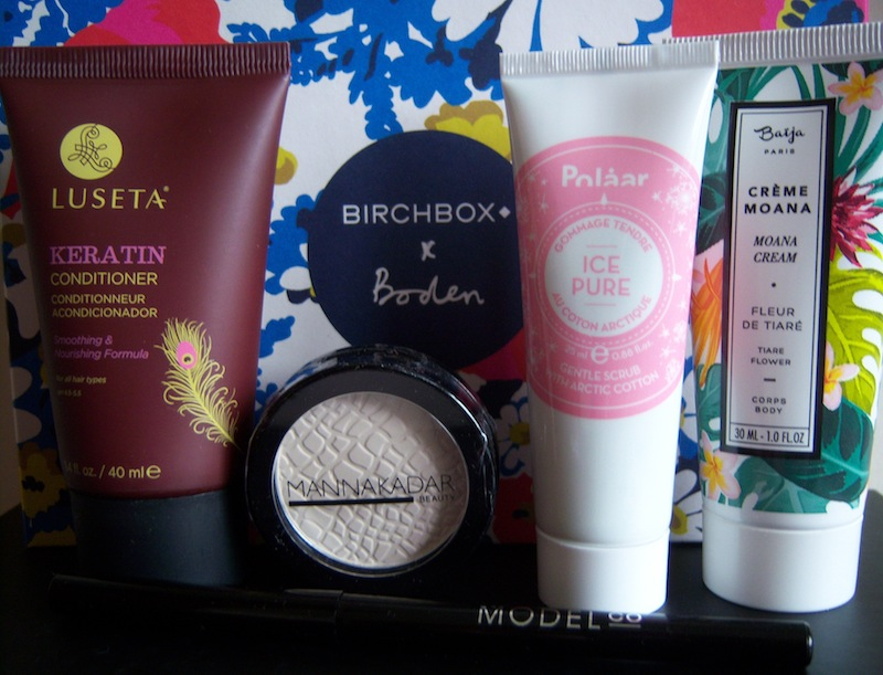 Birchbox ~ April 2017 Review