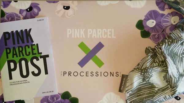 Pink Parcel 'Processions Box' June 2018 Review