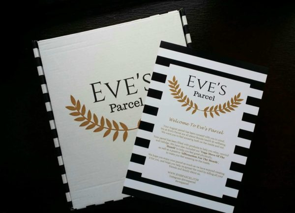 Eve's Parcel ~ August Review