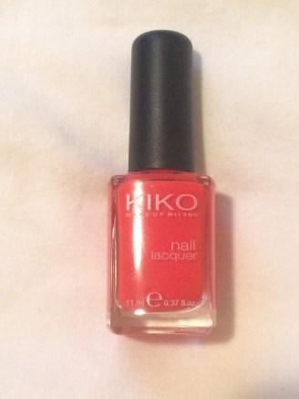 Kiko nail polish in shade 48