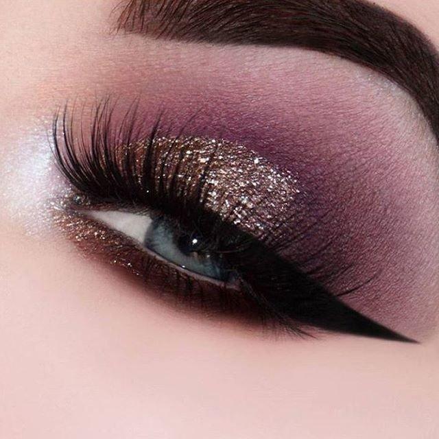 The Best Eyeshadow Looks -Morphe 35P Plum Pleasers Eyeshadow Palette
