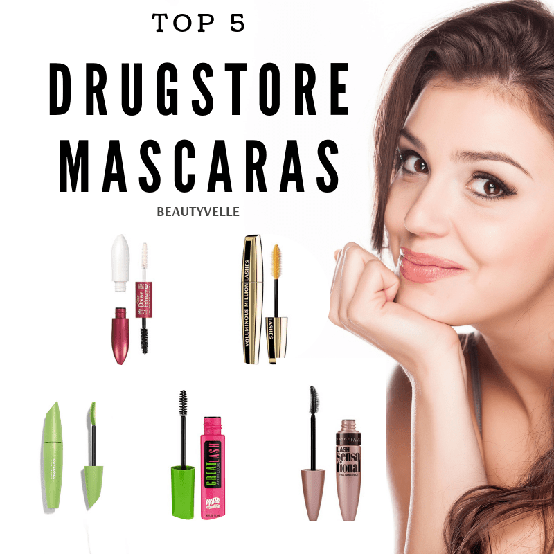 The Top 5 Affordable Drugstore Mascaras