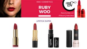 MAC's Ruby Woo - Shade Dupes and MixMatch
