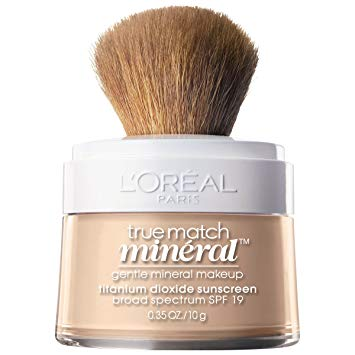 How Do I Choose The Right Foundation? L'Oreal True Match Mineral Foundation