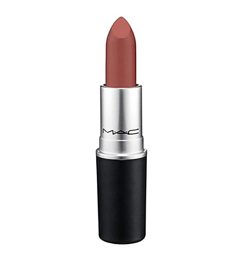 MAC Matte Lipstick Velvet Teddy