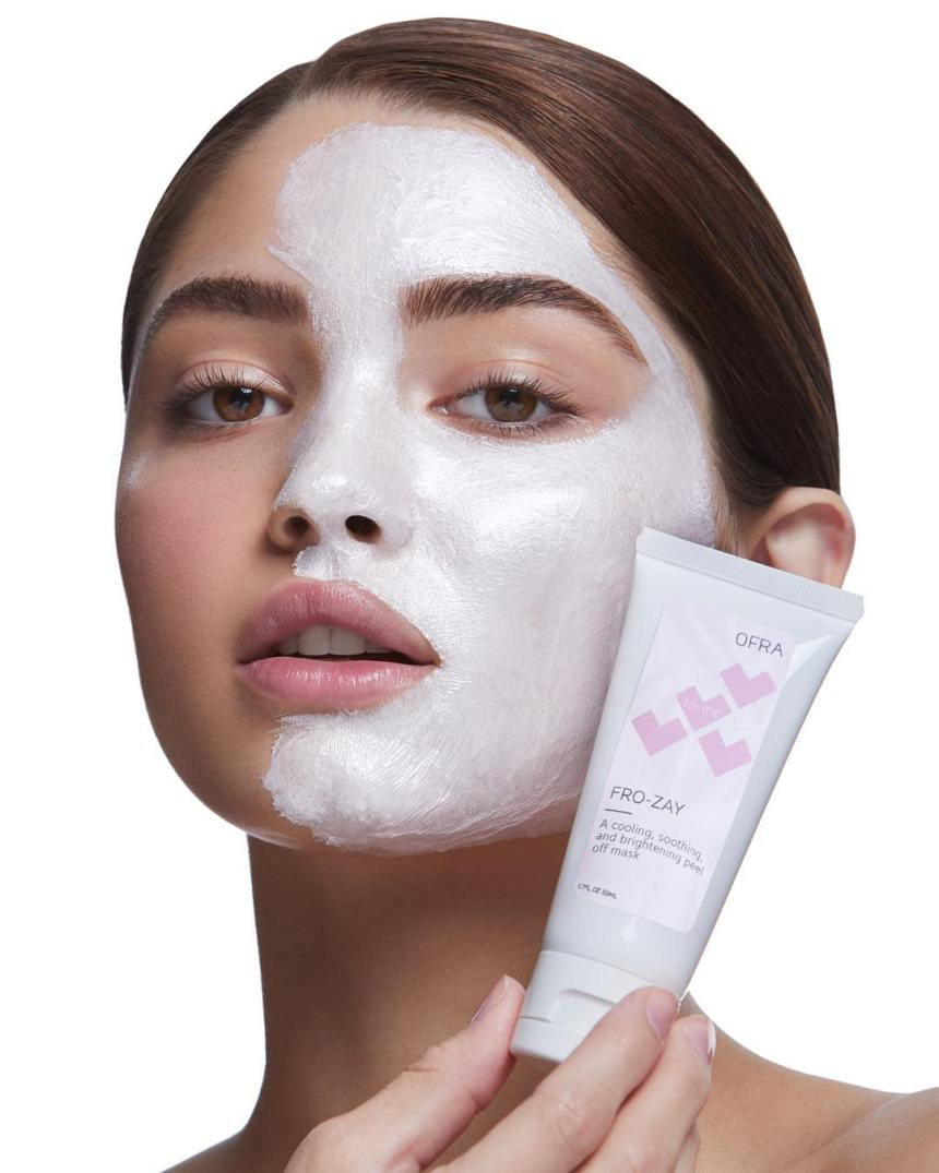 OFRA To Me Collection Fro-zay Peel Off Mask