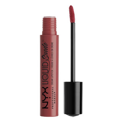 NYX Liquid Suede Cream Lipstick Soft Spoken