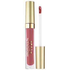 Stila All Day Liquid Lipstick in Patina
