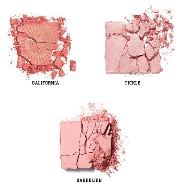 Benefit Cosmetics Cheekleader Mini Palettes