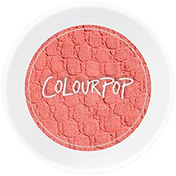 ColourPop Super Shock Blush Holiday - Coral Blush