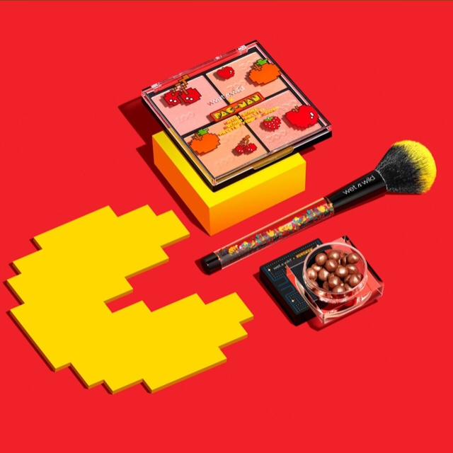 Makeup Wet N Wild Pac Man Collection