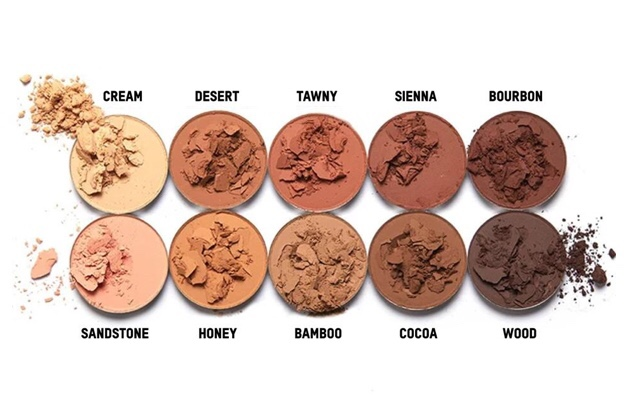 New Makeup! KKW Beauty The Mattes Collection Kim Kardashian Lipstick Eyeshadow