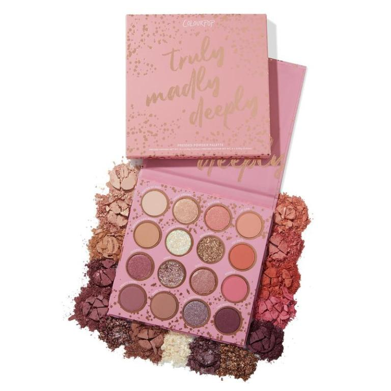 Colourpop Truly Madly Deeply Eyeshadow Palette