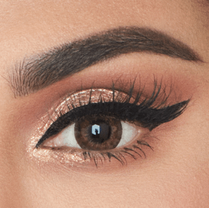 Huda Beauty Life Liner Duo Eyeliner Eyeshadow Look
