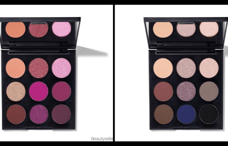 Morphe 9J and 9S Eyeshadow Palettes