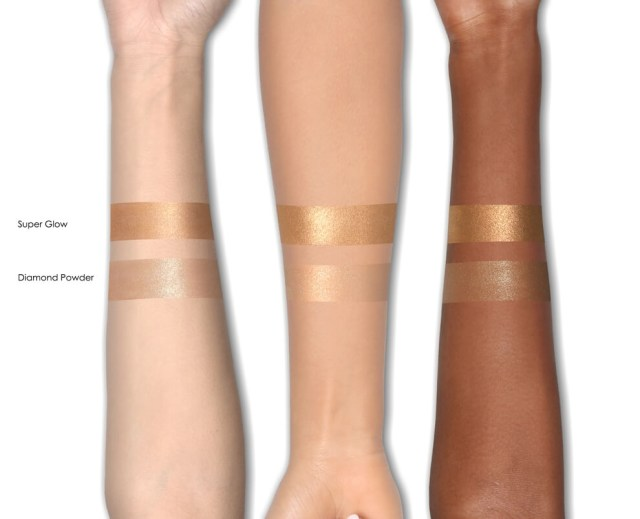 Natasha Denona Mini Gold and Glow Gold Palettes