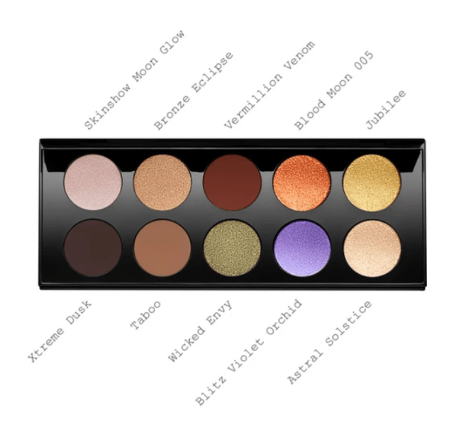 Pat Mcgrath Mothership Midnight Sun Eyeshadow Palette