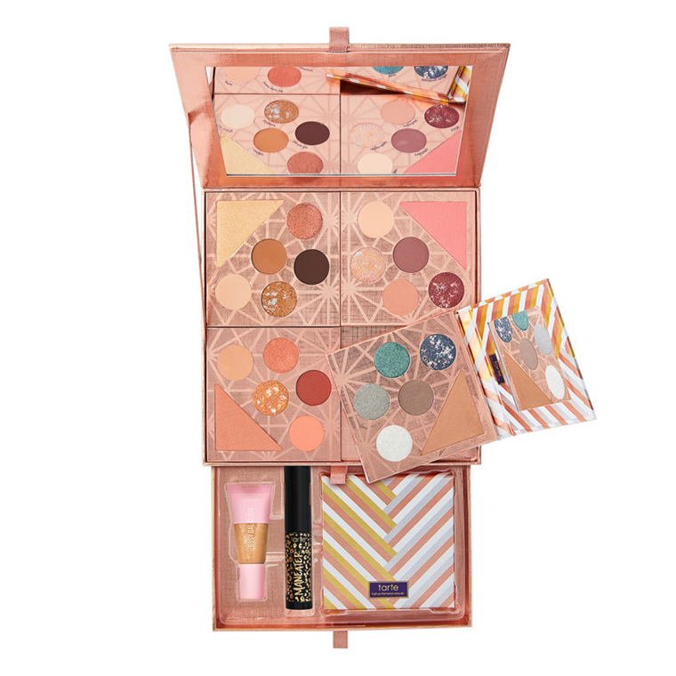 Tarte Holiday Makeup Collection 2019 Lipsticks Lip Glosses Blushes Eyeshadow