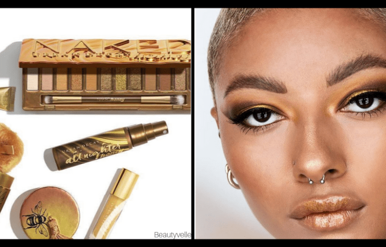 Urban Decay Naked Honey Collection