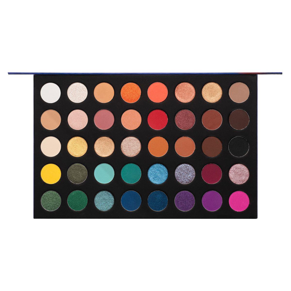 Wet N Wild The 40 Eyeshadow Palette