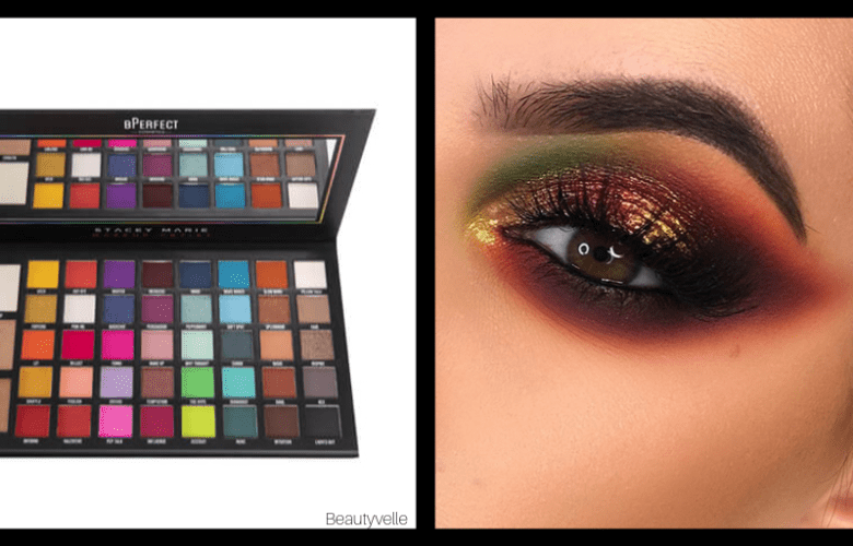 BPerfect Stacey Marie Carnival XL Pro Palette