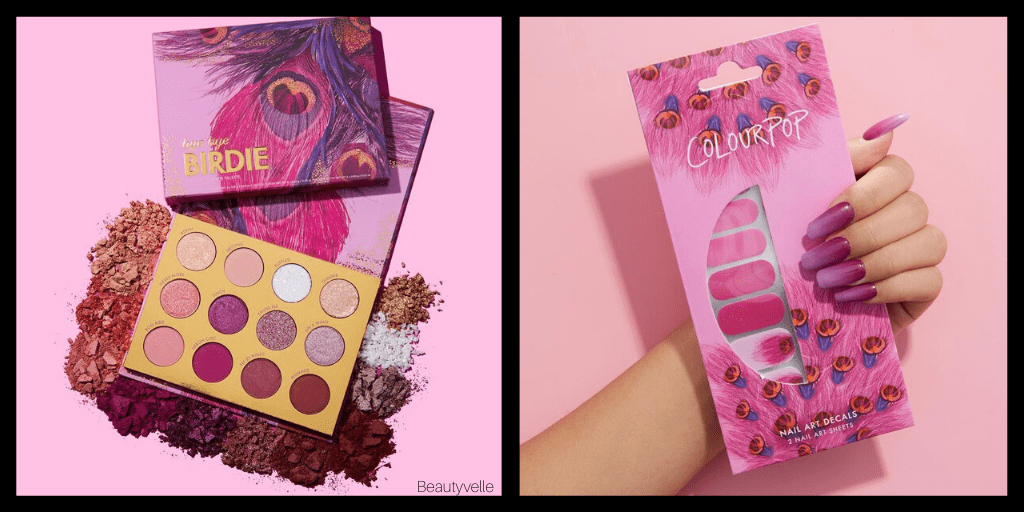 New Makeup!  Colourpop Bye Bye Birdie Collection
