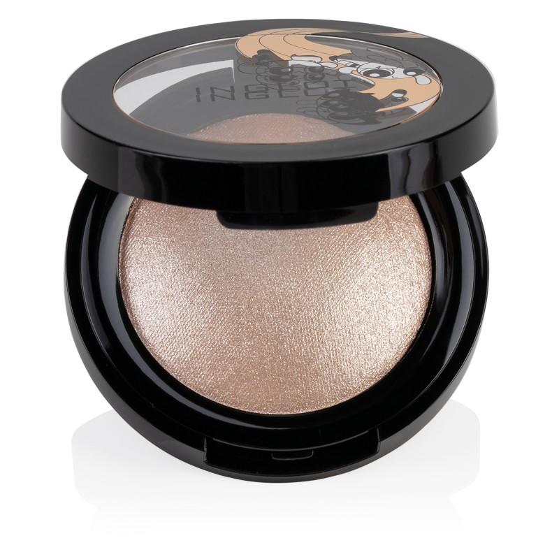 Inglot Powerpuff Girls Collection Lipstick Highlighter Eyeshadow