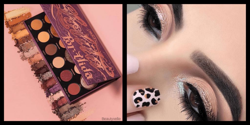 New Makeup! Kat Von D Lolita Por Vida Eyeshadow Palette