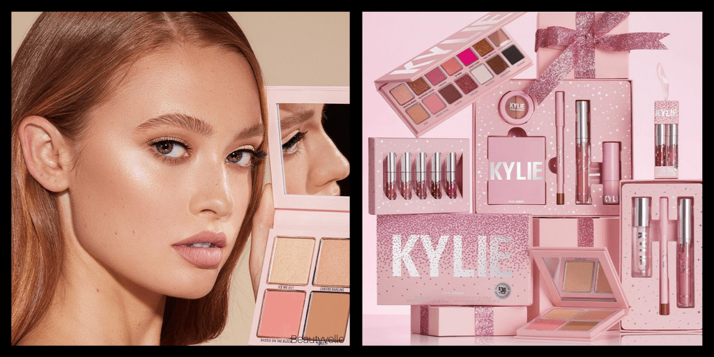 New In Beauty!  Kylie Cosmetics Holiday Collection