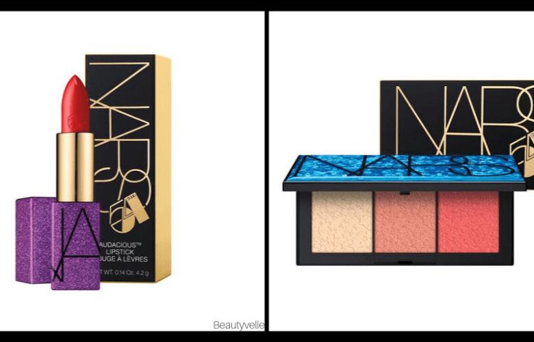 Nars Holiday 2019 Collection Blush Lipstick Eyeshadow