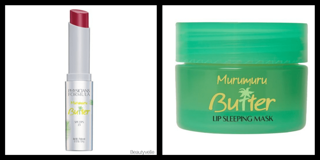 New Makeup!  Physician's Formula Murumuru Butter Brazilian Pout Lip Kit