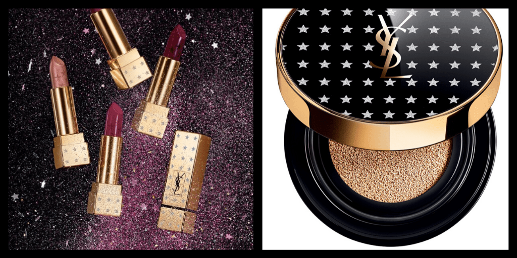 New Makeup! YSL High On Stars Holiday Collection